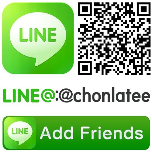 ติดต่อจดทะเบียนบริษัท Line@ : @chonlatee